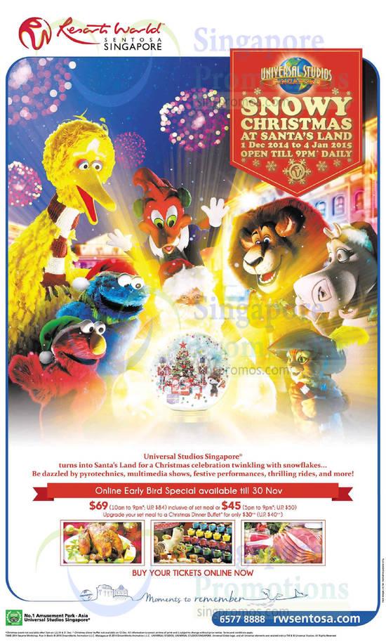 Universal Studios 28 Oct 2014