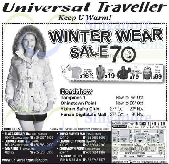 Universal Traveller 18 Oct 2014