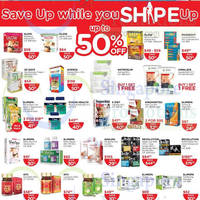Read more about Watsons Personal Care, Health, Cosmetics & Beauty Offers 30 Oct - 5 Nov 2014