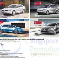 Read more about Volkswagen Jetta, Golf, Passat & Sharan Offers 18 Oct 2014