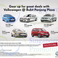 Read more about Volkswagen Roadshow Offers @ Bukit Panjang Plaza 22 - 26 Oct 2014