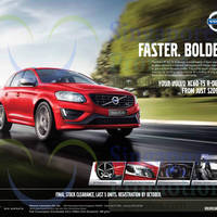 Volvo XC60 Features & Price 24 Oct 2014