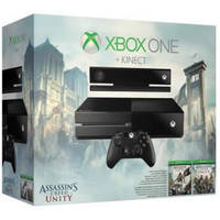 Xbox One with Kinect Assassin's Creed Unity Bundle Now Available 20 Oct 2014