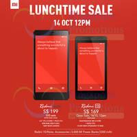 Read more about Xiaomi Redmi Note & Redmi 1S Restocked Sale 14 Oct 2014