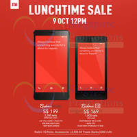 Read more about Xiaomi Redmi Note & Redmi 1S Restocked Sale 9 Oct 2014