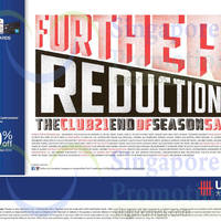 Read more about Club 21 End of Season Sale (Further Reductions) 24 Nov 2014