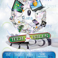 Read more about Funan Digitalife Mall Tech the Halls Promotions 14 Nov - 31 Dec 2014