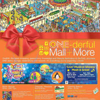 Read more about One KM One-derful Happenings & Celebrations 14 Nov - 28 Dec 2014