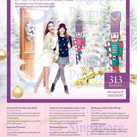 Read more about 313@Somerset Little Moments Together Promotions 15 Nov 2014 - 1 Jan 2015