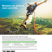 Read more about Standard Chartered Sign Up Two Cards & Get Free Gift 5 Nov 2014 - 28 Feb 2015