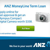 Read more about ANZ Moneyline Term Loan Apply & Free Gift Worth Up To $798 2 Nov 2014 - 28 Feb 2015
