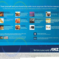 Read more about ANZ Credit Card Promotions 19 Nov 2014