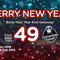 Read more about Air Asia Go From $49/night Getaway Promo 17 - 30 Nov 2014