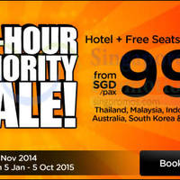 Read more about Air Asia Go Book A Hotel & Fly FREE 9 Nov 2014