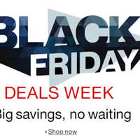 Amazon Black Friday Deals Week 21 - 29 Nov 2014