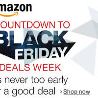 Read more about Amazon Countdown To Black Friday Deals 9 - 21 Nov 2014