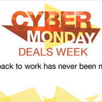 Amazon Cyber Monday Deals Week 29 Nov - 6 Dec 2014