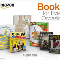 Amazon.com 30% OFF Books (NO Min Spend) Coupon Code 28 Nov - 1 Dec 2014