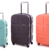 Read more about American Tourister New CubePop Luggage 11 Nov 2014