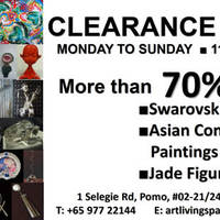 Read more about Art Living Space Clearance Sale 8 - 30 Nov 2014