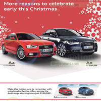 Read more about Audi A4, A6, A3 & Q5 Offers 22 Nov 2014
