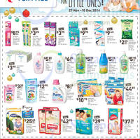 NTUC Fairprice Baby Savers, Home Appliances & Must Buy Offers 27 Nov - 10 Dec 2014