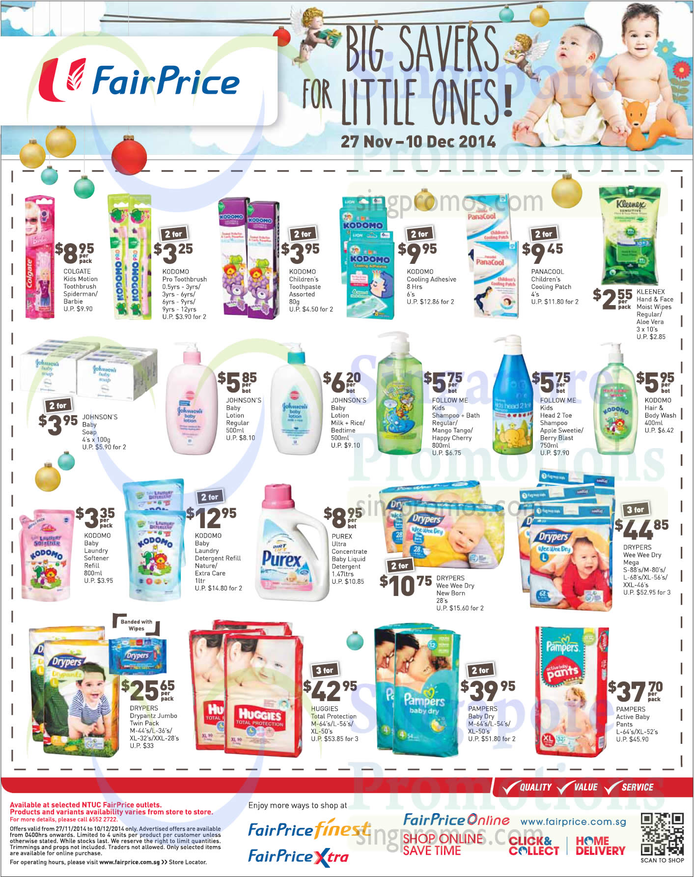 Baby Savers Toothpaste, Toothbrush, Detergent, Diapers, Body Wash, Kids Shampoo, Baby Lotion, Soap