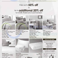 Read more about Robinsons Bedding Accessories & Mattresses Offers 7 Nov 2014