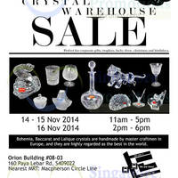 Read more about Brahm Centre Crystal Sale 14 - 15 Nov 2014