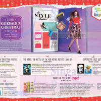 Bugis Junction & Bugis+ Christmas Promotions 14 Nov - 31 Dec 2014