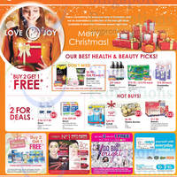 Read more about Guardian Health, Beauty & Personal Care Offers 6 - 12 Nov 2014