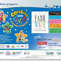 Read more about CBeebies Live @ Plaza Singapura 21 Nov - 7 Dec 2014