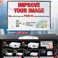 Read more about Canon Projectors Trade-in Promotion 25 Nov 2014