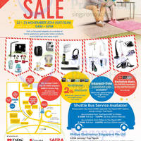 Read more about Philips Carnival SALE (Nov 2014) @ Toa Payoh 22 - 23 Nov 2014