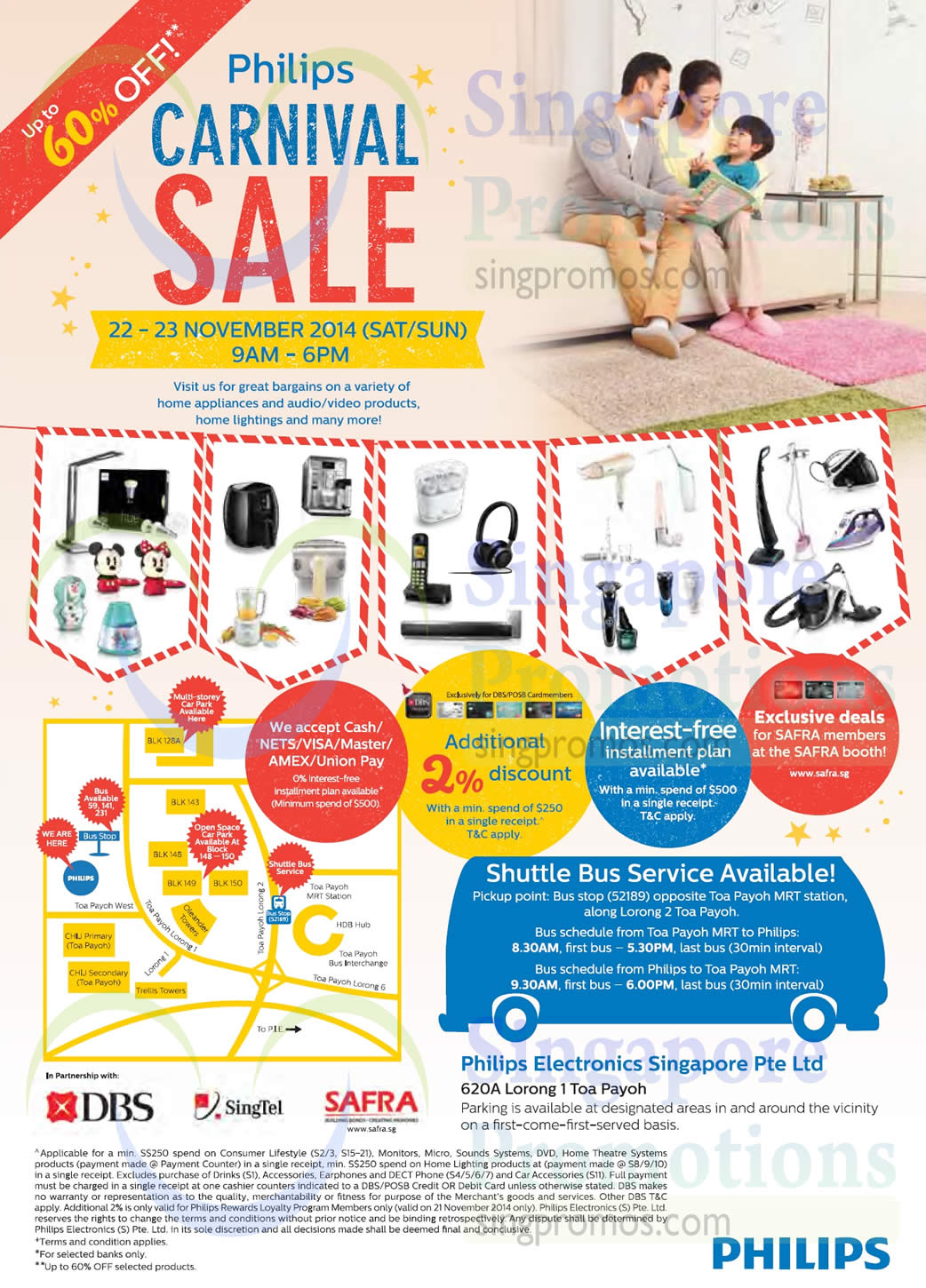 Philips sale singapore