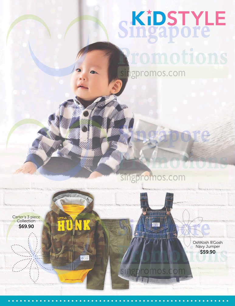 Carters 3 piece Collection, OshKosh B Gosh Navy Jumper