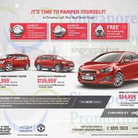 Read more about Chevrolet Orlando Turbo, Captiva 2.4 & Sonic LTZ Offers 15 Nov 2014