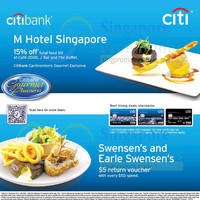 Read more about M Hotel & Swensen's Privileges For Citibank Cardmembers 2 Nov - 31 Dec 2014