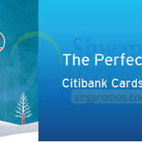 Read more about Citibank Christmas Privileges For Cardmembers @ Selected Malls 14 Nov - 31 Dec 2014