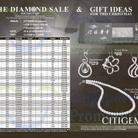 Read more about Citigems Diamond Sale @ ION Orchard & VivoCity 29 - 30 Nov 2014