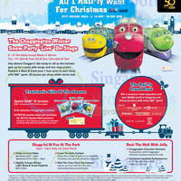 Read more about City Square Mall Chuggington Promotions & Activities 14 Nov - 28 Dec 2014