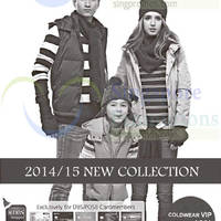 Read more about Coldwear 15% Off New Collection For DBS Cardmembers 6 Nov 2014