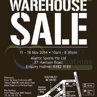Read more about Converse Warehouse SALE 11 - 16 Nov 2014