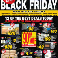 Courts Black Friday 1-Day Offers 27 Nov 2014