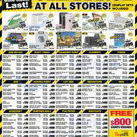 Read more about Courts Clearance Offers @ All Stores 5 - 9 Nov 2014