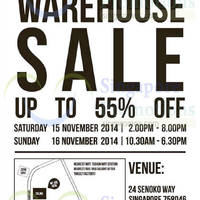 Read more about Culina Food & Wine Warehouse Sale 15 - 16 Nov 2014