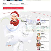 Read more about DBS/POSB Christmas Free Offers, Promotions & Deals 6 Nov 2014