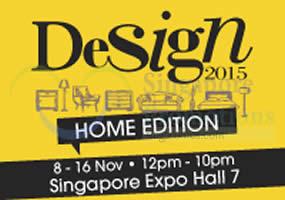 Singapore expo home design House and home design