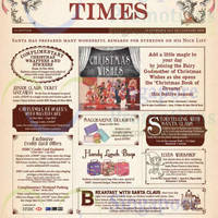 Read more about Forum The Shopping Mall Yuletide Times Promos & Activities 14 Nov 2014 - 1 Jan 2015
