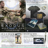 Read more about Funan Digitalife Mall Exodus Gods & Kings Movie Promotions 19 Nov 2014
